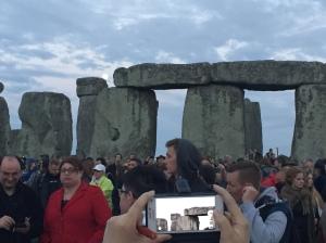 Stonehenge Solstice 2016